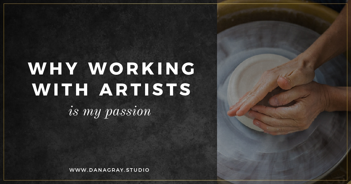 Why Working With Artists Is My Passion   Ceramic Artist