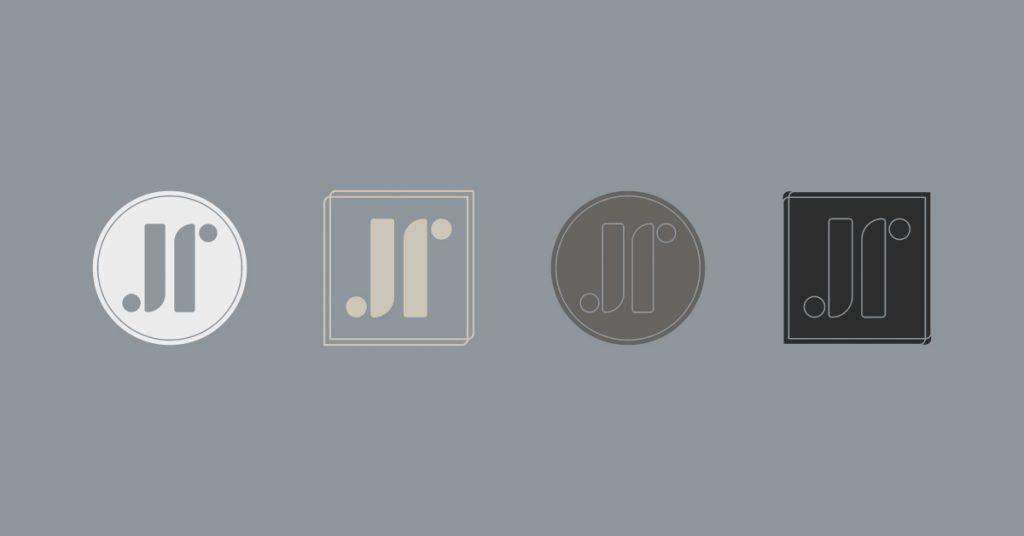 Jackie Rae Studios | Monogram Logos