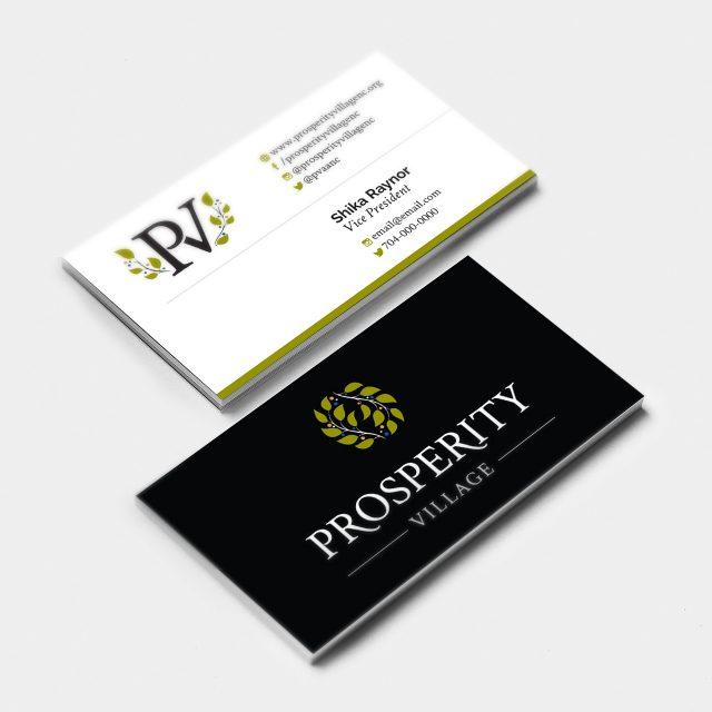Prosperity Village | Branding | Charlotte, NC