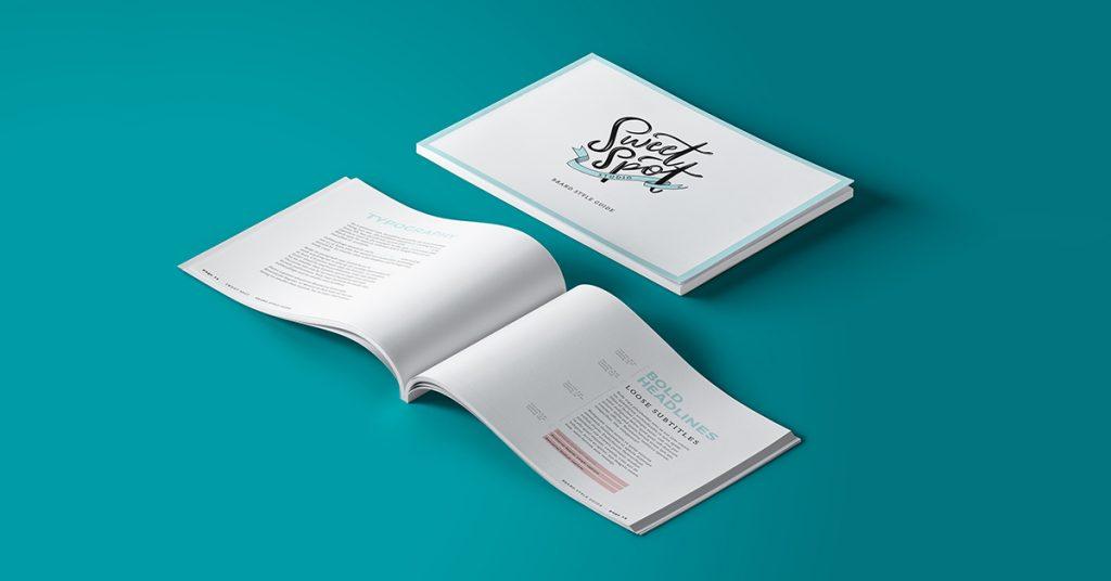 Sweet Spot Studio | Brand Style Guide