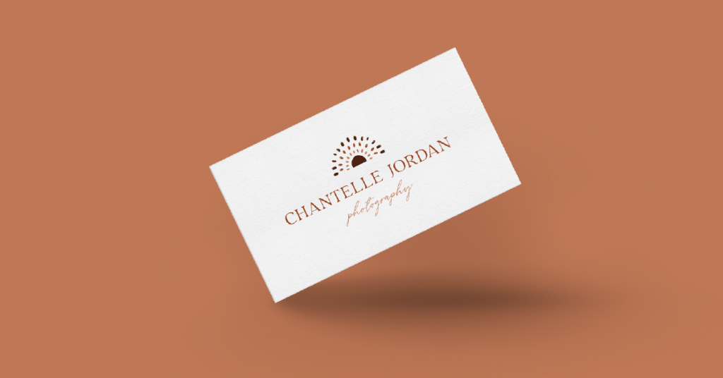 Chantelle Jordan | Business Card Mockup
