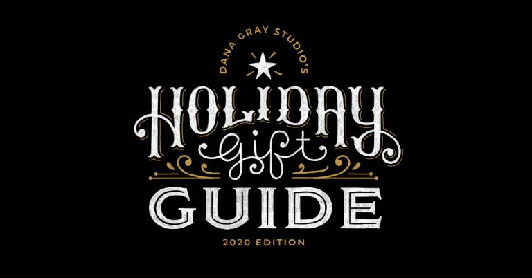 2020 Holiday Gift Guide | Dana Gray Studio