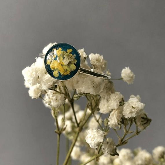 Bajari | Flower Ring